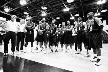 美国男篮对北京奥运会充满期待
