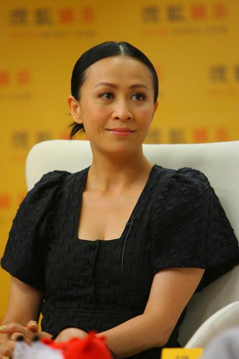 刘嘉玲盛赞王菲的歌曲