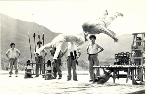 丽的电视拍摄《大侠霍元甲》时,徐小明身兼编剧、导演、监制、武术指导及演员。剧集红遍华人世界。