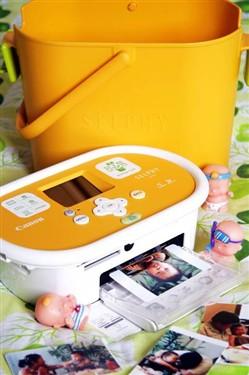 成长的快乐玩具送给孩子的佳能CP770