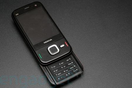 图为诺基亚N96/N85将登陆国内