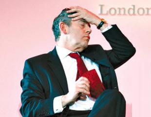 英国大臣警告布朗太羞涩展示表情包进去关其领导强硬炮轰图片