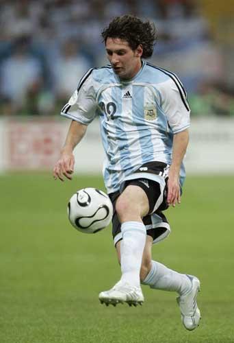 01-阿根廷-梅西