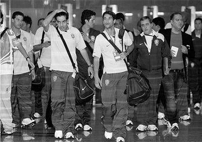 巴西国奥队最受球迷欢迎