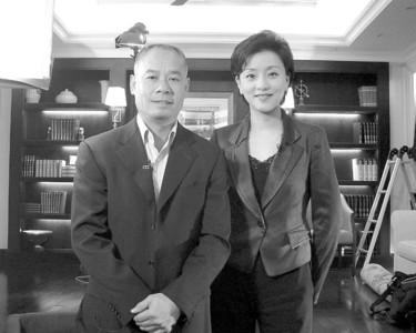 李宁和杨澜
