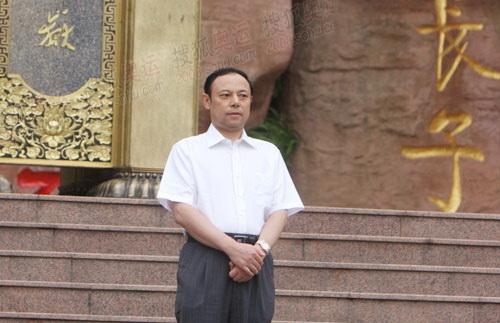 四川省副省长陈文华出席起跑仪式