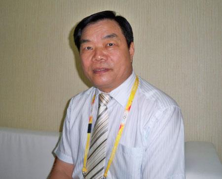 中国网通高级副总裁、奥运总指挥部总指挥赵继东
