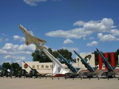 中国规模最大的航空馆:北京航空馆