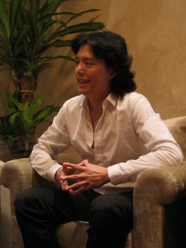 钢琴王子李云迪接受搜狐独家专访