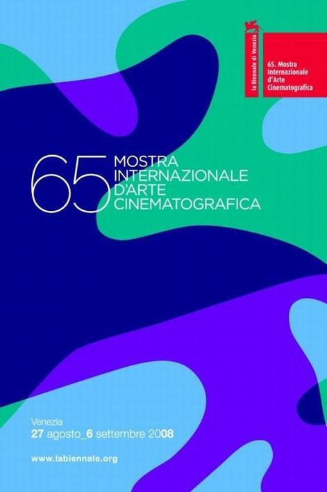 第65届威尼斯电影节官方海报