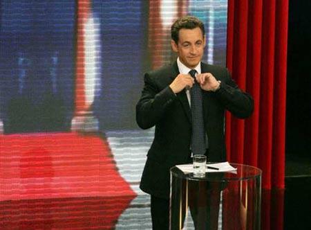 法国总统萨科奇