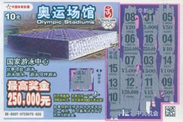 2008北京奥运彩票-顶呱刮-奖牌连连猜-赛事天天彩-第一名过关-胜负