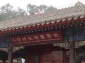 组图:奥运圣火北京传递八达岭长城路段传递现场