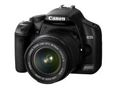 配17-85mm防抖镜头 佳能单反450D超值促销