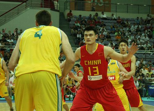 中国男篮的绝对核心