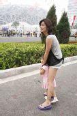 独家组图:贾静雯携女首曝光 感受老北京生活