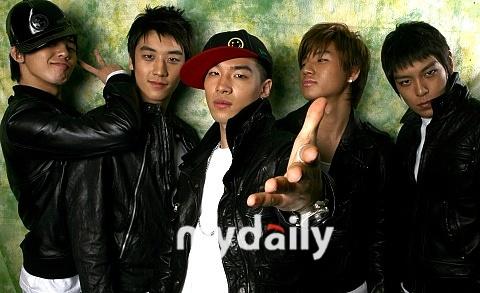 BigBang的第三张迷你专辑《Stand Up》供不应求
