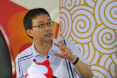 甲丁在搜狐直播间点评了网友对开幕式的猜想