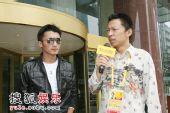 组图:谢霆锋登上卫星车 与张朝阳聊北京谈家庭