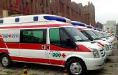 图文:奥运会开幕式在即 应急设备到位待命