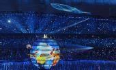 图文:开幕式梦想 刘欢莎拉布莱曼主唱9