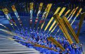 图文:北京奥运开幕式 丝路演出夺人眼球7