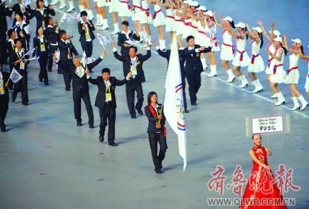 中 华 台 北 代 表 团 备 受 关 注 