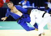 图文:男子60公斤级淘汰赛 法国选手晋级