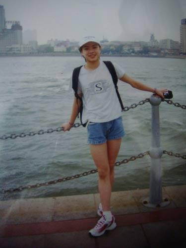 2000年在海南集训