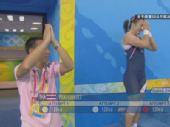 图文:举重女子53公斤级冠军巴帕娃迪庆祝 3