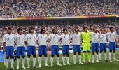 图文:尼日利亚VS日本 日本队首发阵容