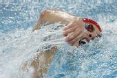 图文:男4x100米自接力预赛 中国队无缘决赛