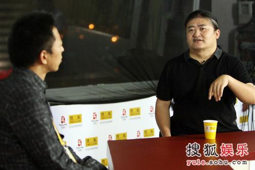 刘欢做客《搜狐北京播报》,畅聊自己的音乐人生