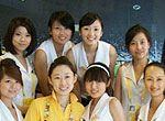 组图:巧遇柯达体验馆的美女志愿者们