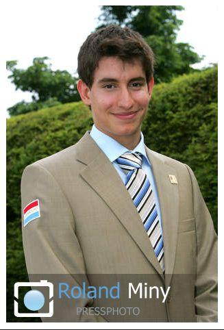 卢森堡旗手 拉斐尔·斯塔克奇奥蒂