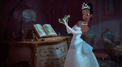 公主与青蛙,吻还是不吻?