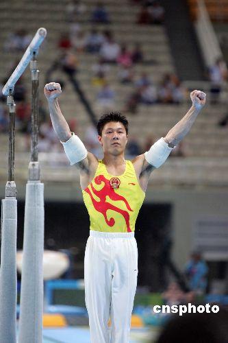 李小鹏超李宁成中国夺取世界冠军最多体操选手-搜狐新闻