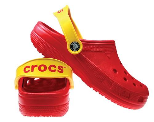 crocs中国特别版产品