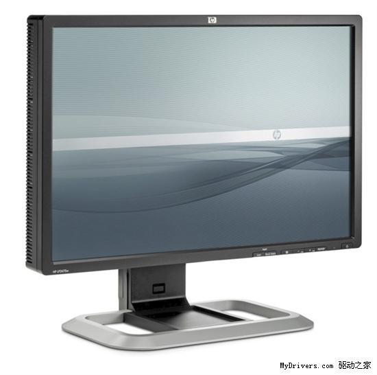 惠普发布两款宽色域LCD显示器