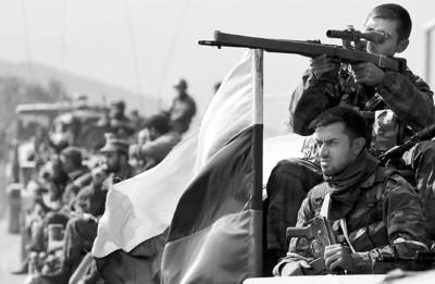 □俄罗斯部队已接到停火命令