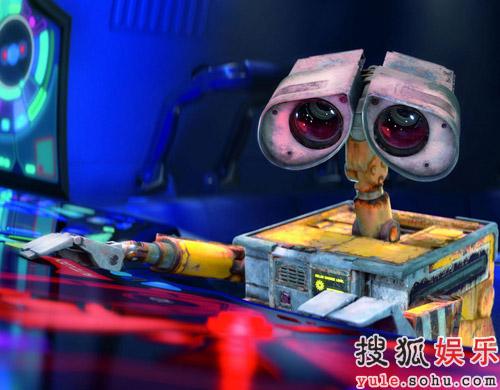 机器人总动员 海报剧照欣赏 12