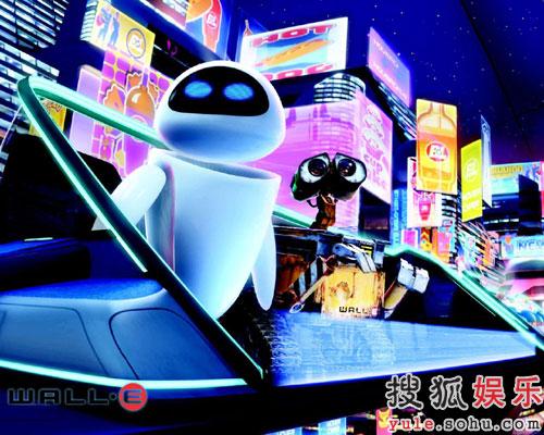 机器人总动员 海报剧照欣赏 8
