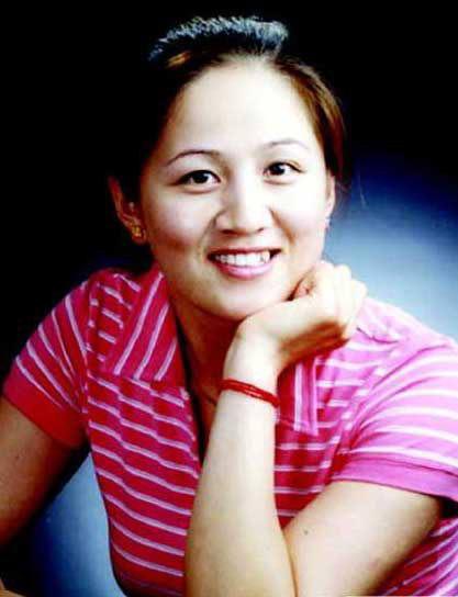 张娟娟青春可人