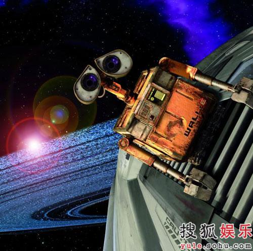 图:《机器人总动员》海报剧照欣赏 - 17