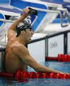 图文:男子200米混合泳 菲尔普斯再夺金牌