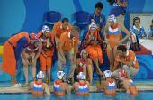 图文:预赛澳大利亚10-9荷兰 荷兰主帅布置战术