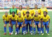 图文:巴西对阵挪威 巴西队首发阵容