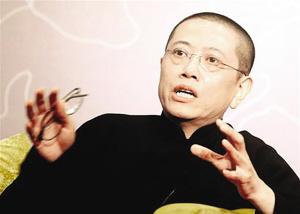 """陈丹青在张艺谋团队做了两年""""清客""""。"""