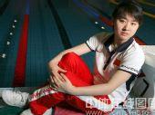 明星相册:中国游泳队队员焦刘洋写真 明媚女孩