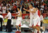 图文:中国男篮晋级八强 这一刻真的等了很久